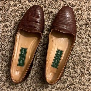 Cole Haan Alligator Shoes